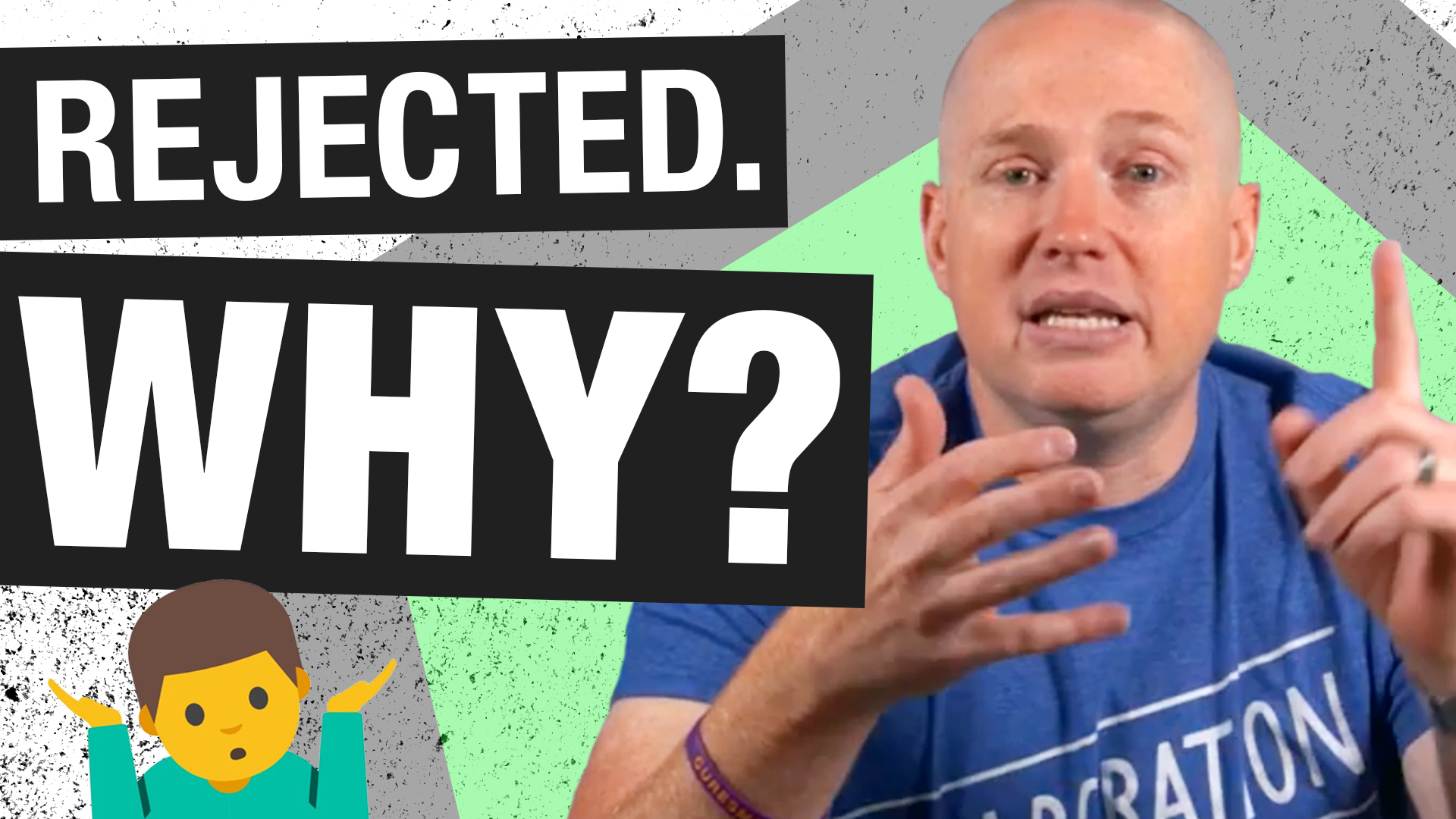 MSHQ Thumbnail - Dec 23 2019 - Why Was I Rejected After My Med School Interview - v1